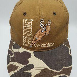 Deer Hunter - Feel the Rush Snapback Hat